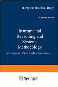 methodology and epistemology for social sciences pdf