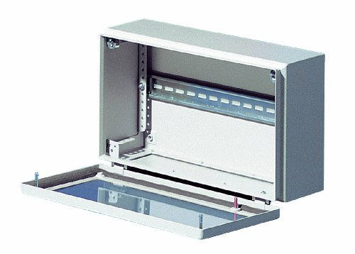 Rittal 1559.510 Acero IP65 caja eléctrica - Caja para cuadro eléctrico (600 mm, 125 mm, 200 mm)