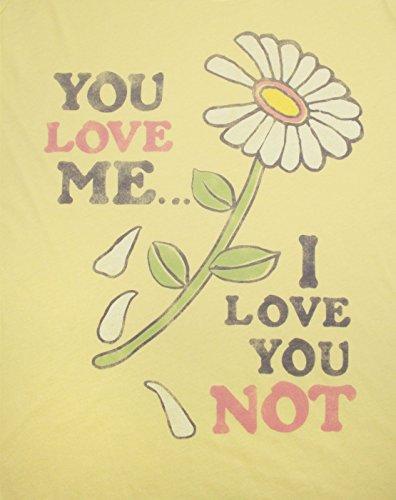 Food Junk Me Mujeres Clothing Love Camiseta UwWpz0n4