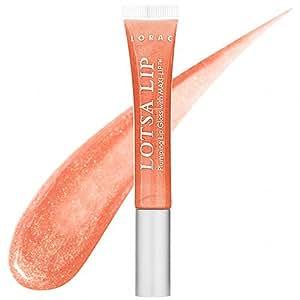 Lorac Cosmetics Lotsa Lip Gloss- Plumping Lip Gloss With Maxi-Lip 0.37 fl oz.