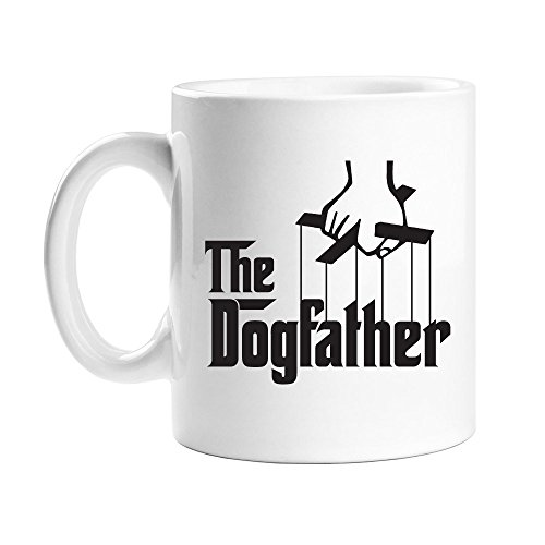 GANTEE - Coffee Mug - The Dogfather- Birthday Gift for sale  Delivered anywhere in USA