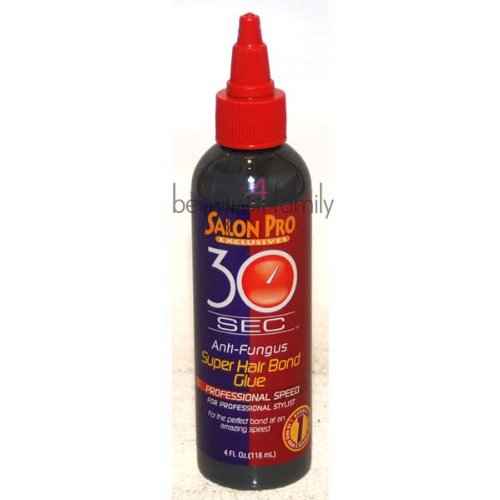 salon pro hair bonding glue instructions