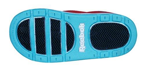 Reebok Classic Versa Pump Omnilite Kids zapatillas de niños Red