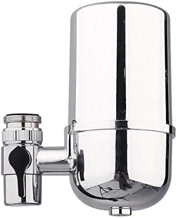 Yunchengyunxiangtong Filtro del Grifo purificador de Agua Plata ...