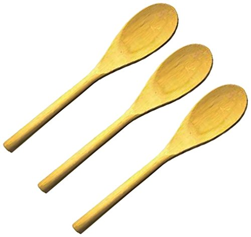 Perfectware PW Pelican 8-24ct Wooden Kitchen Stirring Spoons (Pack of 24)]()
