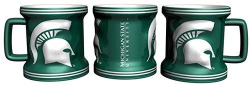 Spartans Sculpted Mini Mug, 2-ounce ()
