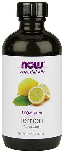 NOW Solutions Lemon Essential Oil, 4-Ounce