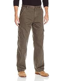 Wrangler Authentics Men's Authentics Classic Cargo Twill Pant