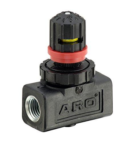 """ARO 104104-F02 Inline Flow Control Valve, 1/4"""" NPT"""