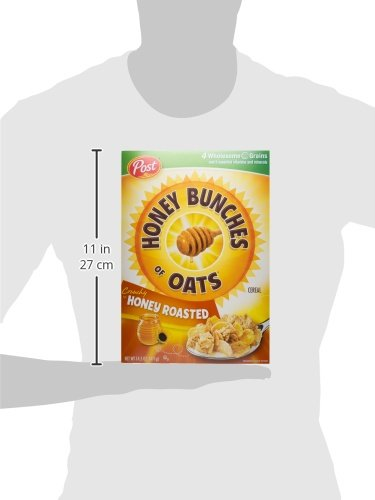Honey Bunches Of Oats Cereal Honey Roasted 14 5 Oz Buy