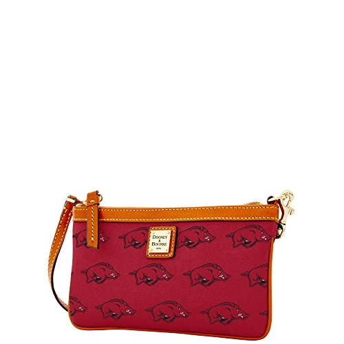 Dooney & Bourke, Borsetta da polso donna rosso Red