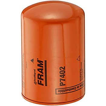 Amazon com FRAM P8043 Fuel Filter Automotive