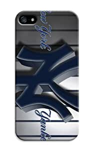 New York Yankees Mlb Case Personalized Name And Number For iphone 4s Cover