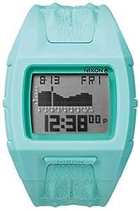 Nixon Lodown S Watch - Light Blue Not Croc / One Size