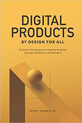 Amazon.it: Digital Products by Design for All - Pasqualini, Mirco - Libri  in altre lingue