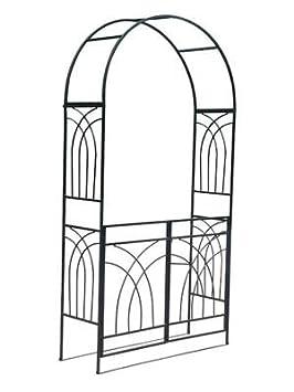 pergola rose u puerta arco para enredaderas