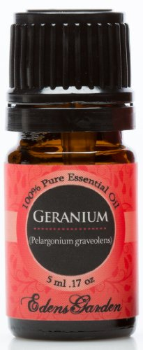 Герань (Bourbon) 100% Pure терапевтической степени чистоты Эфирное масло 5 мл