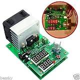 FidgetFidget Capacity Tester Modul 60W Constant Current Electronic Load Multifunction Battery