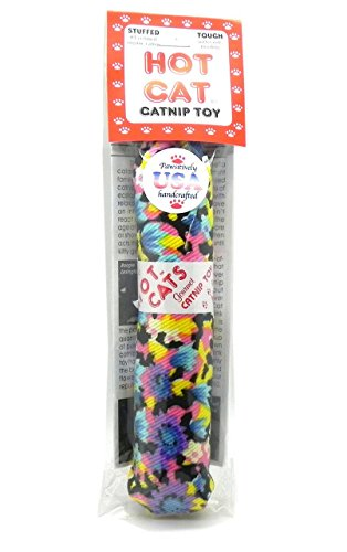 Hot Cat Catnip Sausage Toy 6