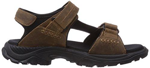 Timberland Crawley Ftp_ek Crawley Sandal - Sandalias Hombre marrón - marrón