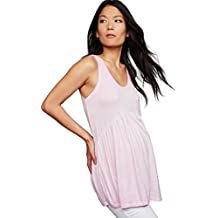 A Pea in the Pod Babydoll Maternity Tank Top