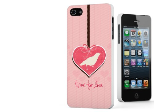 Master Case - Coque iPhone 5/5S Saint Valentin 2014 - Time for Love