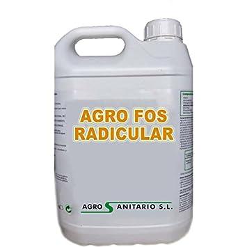 Agro Fos Radicular - Bioestimulante natural. 20 Litros: Amazon.es ...