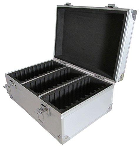 Aluminum Storage Box for 30 Universal Coin Slab Holders PCGS / NGC / Premier / Little Bear Elite Etc