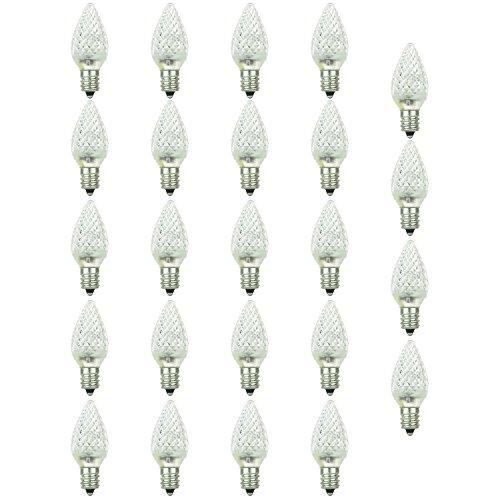 Sunlite L3C7 LED 24PK Decorative