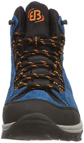 Schwarz Blau Orange Mount Orange Blu Alta High Arrampicata Bruetting Blau da Bona Donna Scarpe Schwarz BHqxcFzO