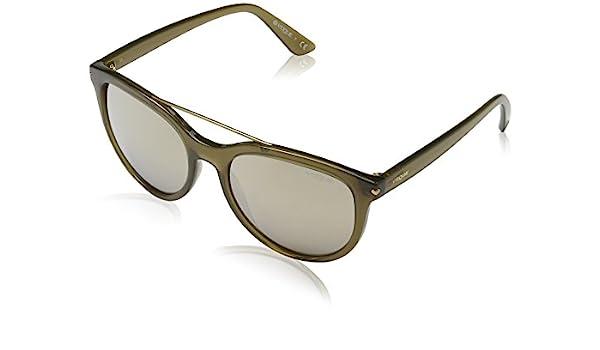 Vogue 0vo5134s 25305a 55 Gafas de sol, Opal Olive Green, Mujer