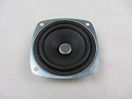 """2pcs 2.75/"""" inch Bass radiators Auxiliary Bass Passive Speaker Auxiliary woofer"""