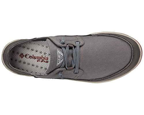 49d62f95792 Columbia Men's Bahama Vent Relaxed PFG Casual Boat Shoes, City Grey Gypsy,  7.5 M
