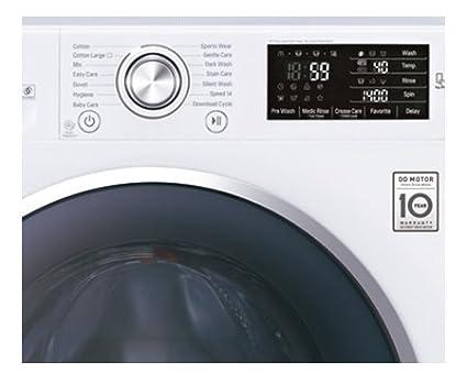 Lavadora - secadora LG F14U2TDH1N 8kg 5kg 1400rpm Inverter Direct ...