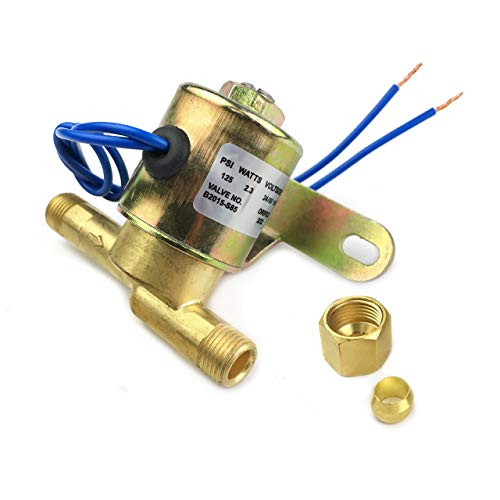 Eagleggo Replacement 4040 Humidifier Valve for Aprilaire Solenoid Valve, Part No. B2015-S85 | 24 Volts | 2.3 Watts | 60 HZ