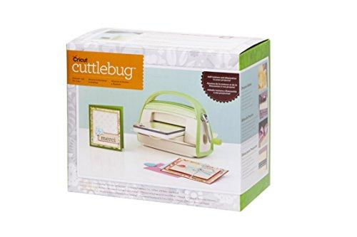 Cricut 2000293 cuttlebug machine 14 4 by 12 inch green for Www cuttlebug crafts com