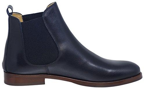 Gallucci Women's Boots Blue (Navy) IDHYBnZDX