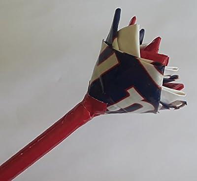 New York Giants NFL Duct Tape Flower Pen
