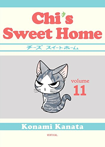 Chi's Sweet Home, volume 11 (Funny Cartoons About Halloween)