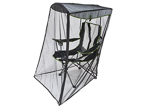 Kelsyus Original Canopy Chair with Bug Guard (Chair Shade Camping)
