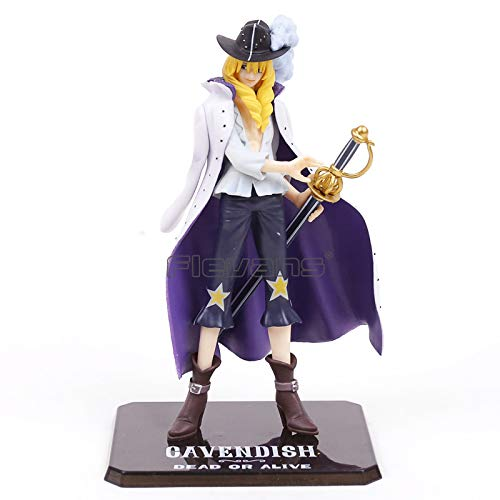 Anime One Piece Figuarts ZERO Cavendish PVC Figure Collectible Model Toy