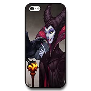 Disney Frozen Quotes Soft Rubber(TPU) Phone Case; Cover For Iphone 6 Plus 5.5 Inch Cover - Black