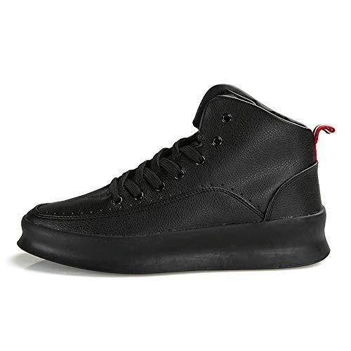 De Tabla Calzado Negro Zapatillas Black Puede Casual Unisex Wwjdxz Pu Tela Zapatos Seasons Hombre Usar Four wqI55f6W