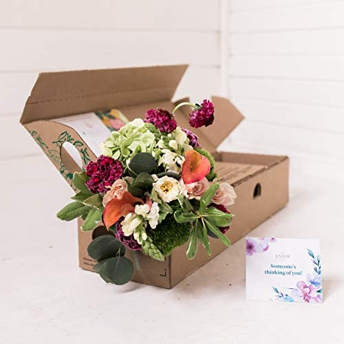 Notecard Handpicked Bouquet Beautiful