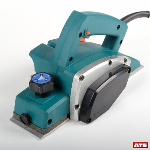 NEW 110V Electric Planer 3-/4'' Smooth Wood Shop Woodworking Power Tool by ATE (Image #1)