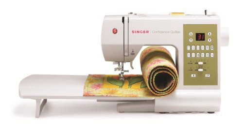 SINGER 7469Q Confidence Quilter Computerized Sewing and Quilting Machine with Bonus Quilting Accessories - Sewing And Quilting Machines