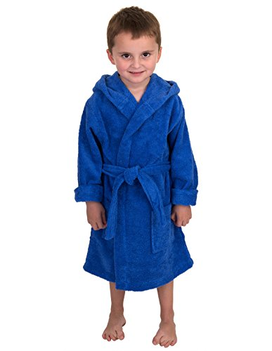 TowelSelections Hooded Cotton Bathrobe Turkey product image