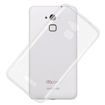 newest 4e7dc 70747 Cell-loid Back Cover for Coolpad Note 3 - Transparent: Amazon.in ...