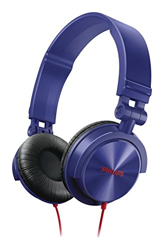 Philips Shl3050pp Headphones Dj Monitor Style Shl3050 Purple