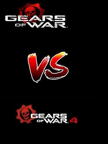 Gears of War UE Vs Gears Of War 4